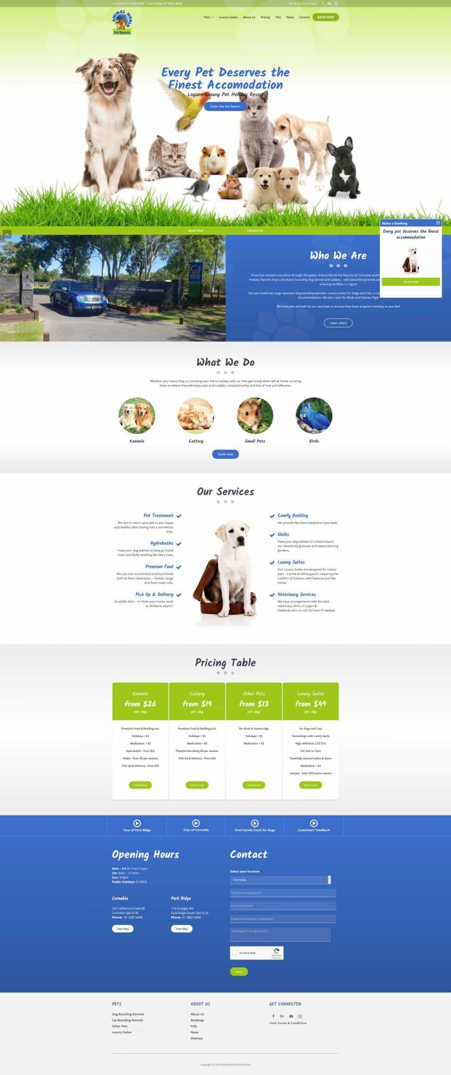 Custom WordPress Design Australia